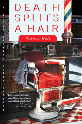 Death Splits a Hair by Nancy Bell