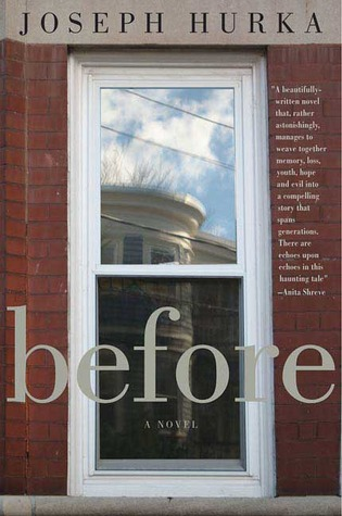Before by Joseph Hurka