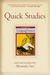 Quick Studies: The Best of Lingua Franca