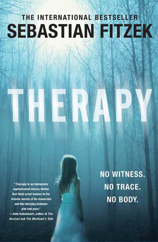 Therapy by Sebastian Fitzek