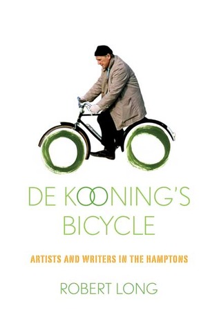 De Kooning's Bicycle by Robert Long