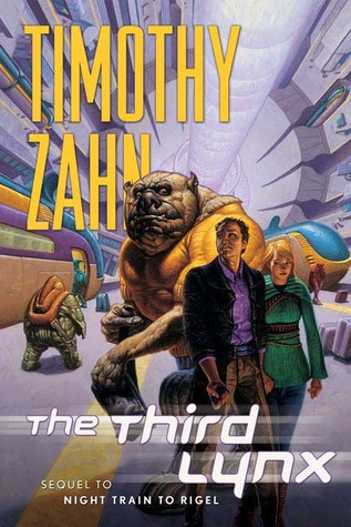 The Third Lynx by Timothy Zahn