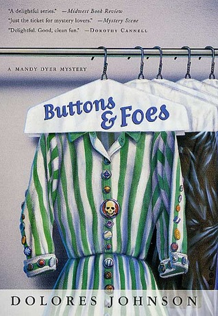 Buttons and Foes by Dolores Johnson