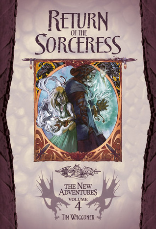 Return of the Sorceress (Dragonlance: The New Adventures, #4)