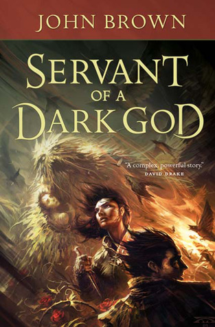 Servant of a Dark God (Dark Gods, #1)