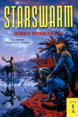 Starswarm by Jerry Pournelle