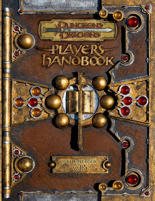 Player's Handbook by Jonathan Tweet