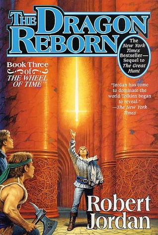The Dragon Reborn by Robert Jordan