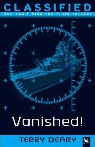 Vanished! by Terry Deary