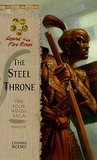 The Steel Throne (Legend of the Five Rings:  The Four Winds Saga, Prelude)