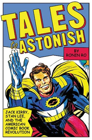 Tales to Astonish by Ronin Ro