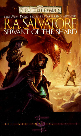 Servant of the Shard (Paths of Darkness #3; The Sellswords #1) (Read by Victor Bevine) - R.A. Salvatore