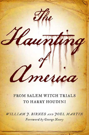 The Haunting of America by Joel Martin