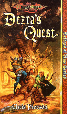 Dezra's Quest by Chris Pierson