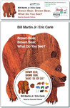 Brown Bear, Brown Bear, What Do You See? (Book & CD Set)