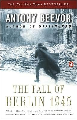 The Fall of Berlin 1945