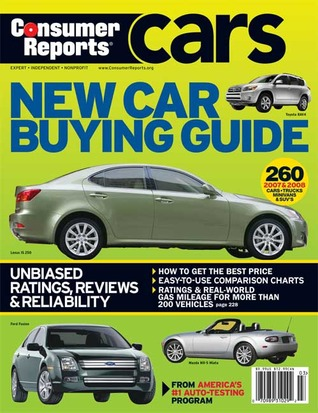 New Car Buying Guide 2007 (Consumer Reports New Car Buying Guide)