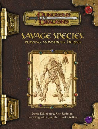 Savage Species by David Eckelberry