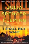 I Shall Not Want (Rev. Clare Fergusson & Russ Van Alstyne Mysteries, #6)