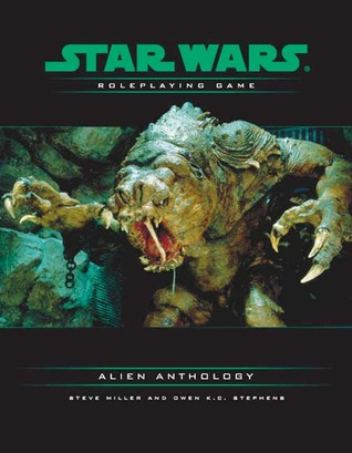 Alien Anthology (Star Wars Roleplaying Game)