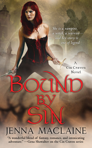 Bound By Sin (Cin Craven, #3)