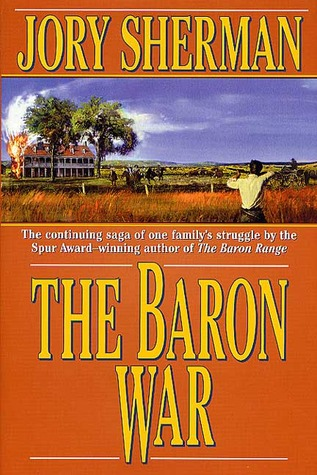 The Baron War (Barons, #4)