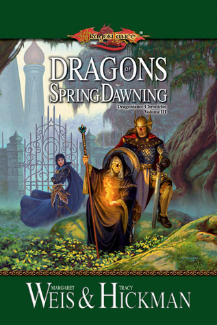 Dragons of Spring Dawning by Margaret Weis