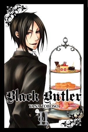 Black Butler, Vol. 02 by Yana Toboso