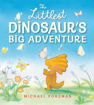 The Littlest Dinosaur's Big Adventure