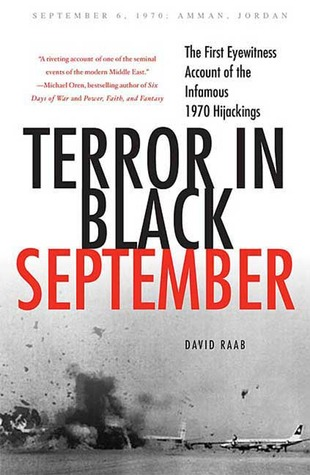 Terror in Black September by David Raab