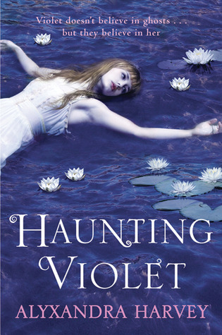Book Review: Haunting Violet