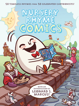 Nursery Rhyme Comics by Chris Duffy