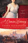 A Crimson Warning (Lady Emily, #6)