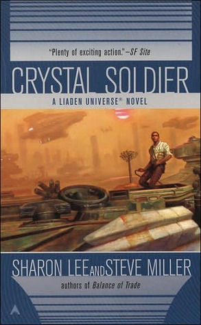 Crystal Soldier (The Great Migration Duology, #1) by Sharon Lee