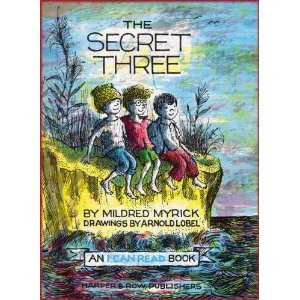 The Secret Three by Mildred Myrick