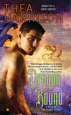 Dragon Bound (Elder Races, #1)