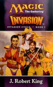 Invasion by J. Robert King