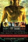 The Mortal Instrument Series by Cassandra Clare