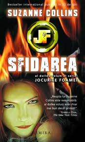 Sfidarea by Suzanne Collins