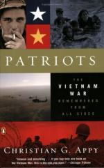 Patriots by Christian G. Appy