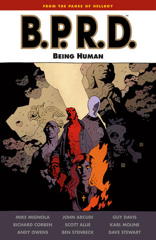 B.P.R.D., Vol. 15 by Mike Mignola