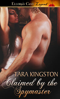 Claimed by the Spymaster by Tara Kingston