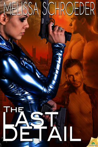 The Last Detail by Melissa Schroeder