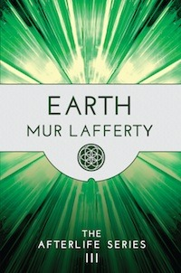 Earth by Mur Lafferty