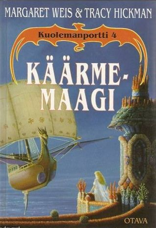 Käärmemaagi by Margaret Weis