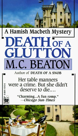Death of a Glutton by M.C. Beaton