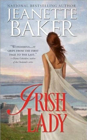 Irish Lady by Jeanette Baker