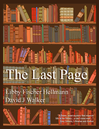 The Last Page by Libby Fischer Hellmann