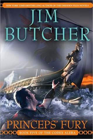 Princeps' Fury by Jim Butcher