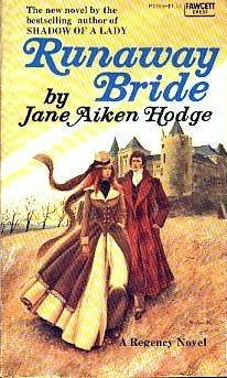 Runaway Bride by Jane Aiken Hodge